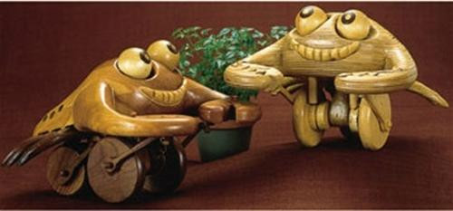 Cherry Tree Toys Smiling Crab Plan