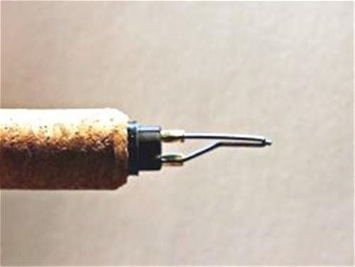 Colwood Electronics Colwood Woodburning Fixed Ball Tip