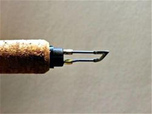Colwood Electronics Colwood Woodburning Fixed Tip Small Point Rounded Heel