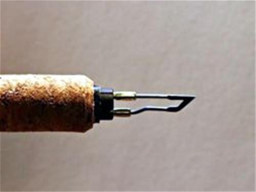 Colwood Electronics Colwood Woodburning Fixed Tip Heavy Point Rounded Heel