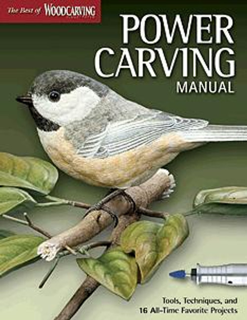 Fox Chapel Publishing Power Carving Manual