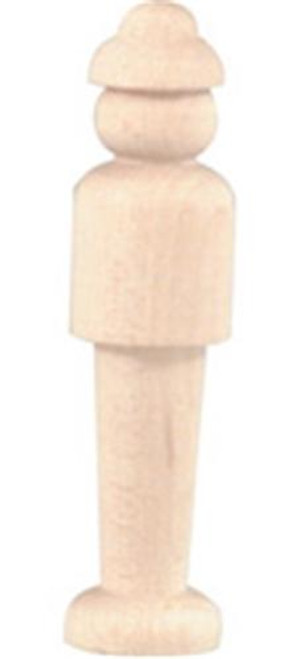Cherry Tree Toys Wood Person Figure 3