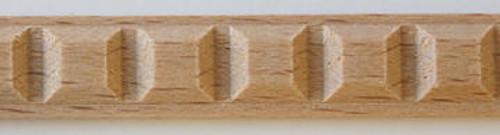 Cherry Tree Toys Block Molding 7/16