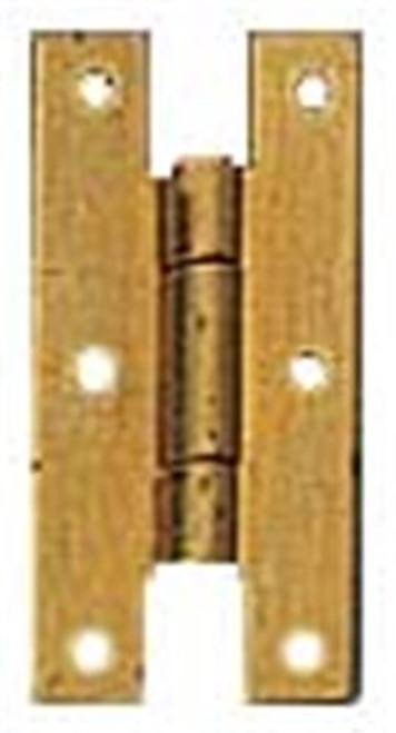 Cherry Tree Toys Standard Hinge with Brass Nails