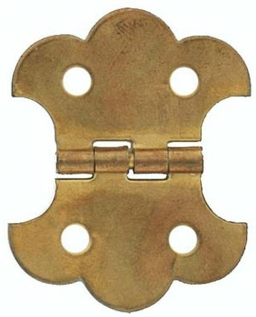 Cherry Tree Toys Pair of Tulip Style Hinges
