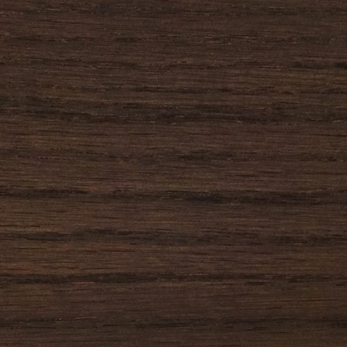 Saman chocolate stain on a piece of wood.