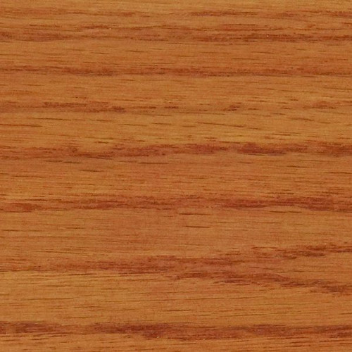 A sample of the the Saman Chamois stain on wood.