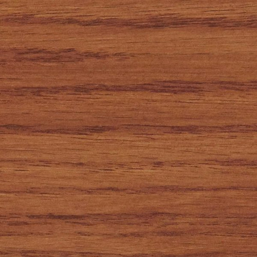 The Saman cognac stain applied to a board.