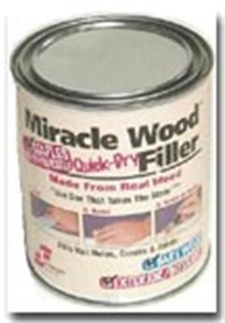 Miracle Wood Filler - 8 oz