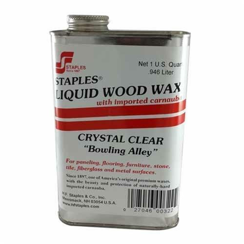 Clear Liquid Wax