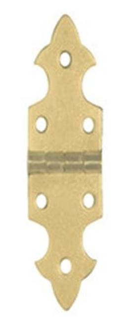Cherry Tree Toys Brass Strap Hinges