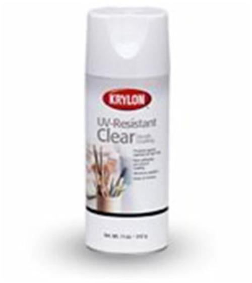Krylon UV Resistant Clear Matte