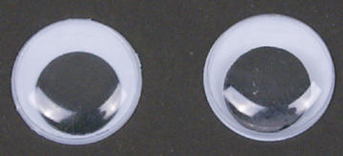 Cherry Tree Toys 1 1/8 28mm Jiggle Eyes Pack of 2