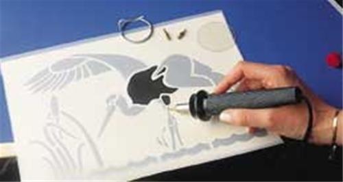 Wall Lenk Professional Stencil Cutter