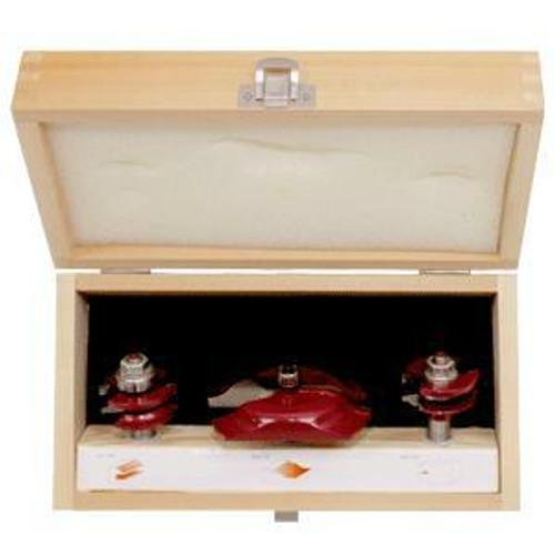 Cherry Tree Toys 3 Piece Cabinet Bit Set