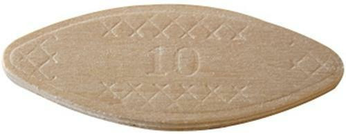 Cherry Tree Toys #10 Standard Wood Biscuit