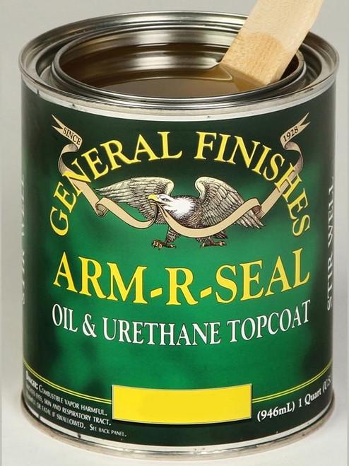 Arm-R-Seal Urethane Topcoat