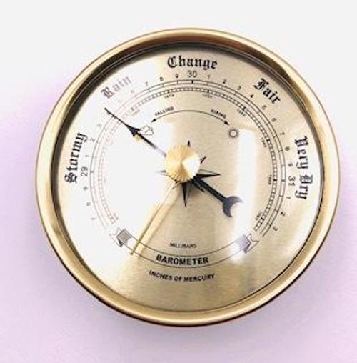 Primex 2 3/4 Barometers