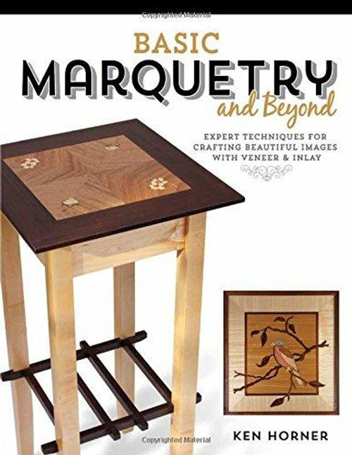 Linden Publishng Basic Marquetry and Beyond