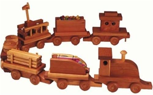 Cherry Tree Toys The Cherry Tree Train Hardware Kit