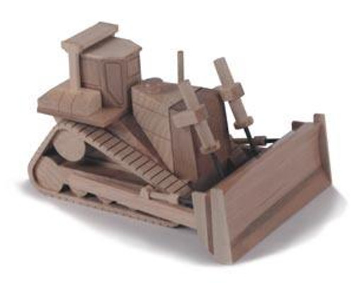 Cornerstone Designs Int Inc Bulldozer Woodworking Plan has created a great plan for you to build.