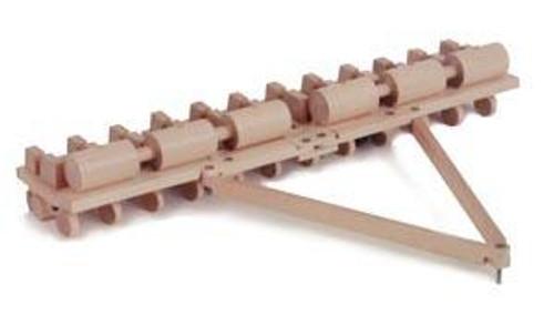 12 Row Planter Woodworking Plan