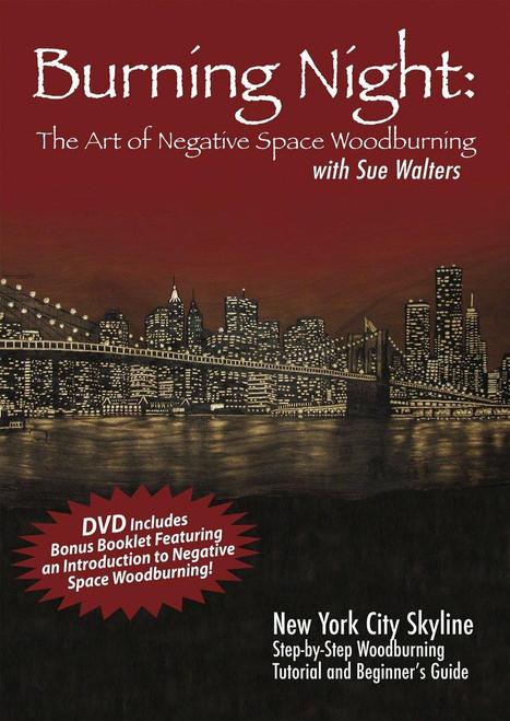 Fox Chapel Publishing Burning Night DVD