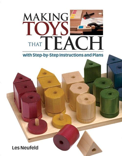 Fox Chapel Publishing Making Toys that Teach