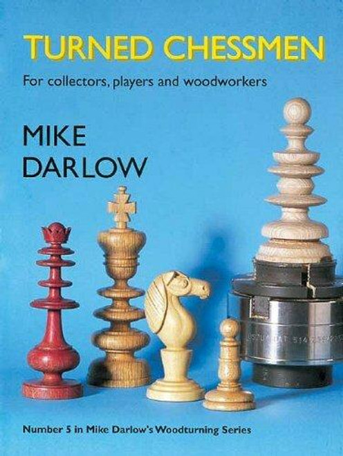 Fox Chapel Publishing Turned Chessmen