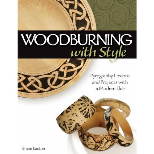 Fox Chapel Publishing Woodburning with Style
