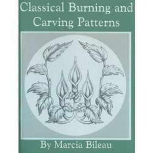 Fox Chapel Publishing Classical Burning and Carving Patterns