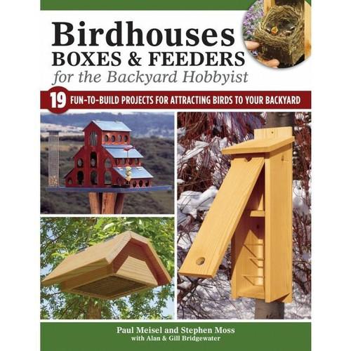 Fox Chapel Publishing Birdhouses Boxes and Feeders