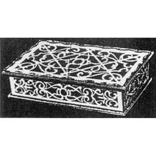 Wildwood Designs Jewelry Box Scroll Saw Pattern