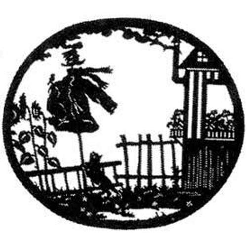 Wildwood Designs Scarecrow Scroll Saw Pattern