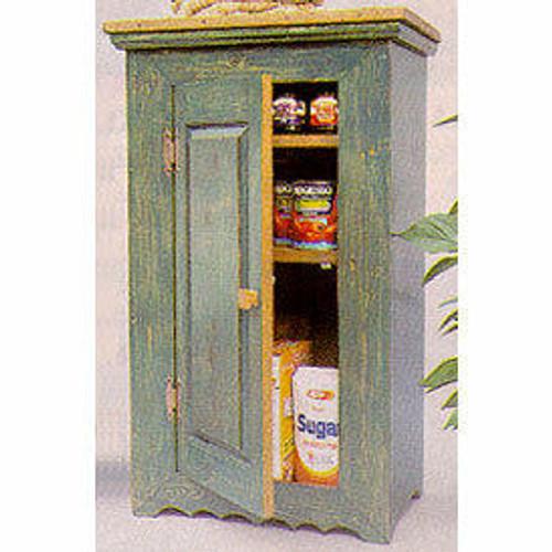 Wildwood Designs Storage Cabinet Woodworking Pattern