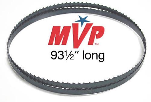 Olson MVP 93 1/2 Band Saw Blade 1/4w/ 6 skip