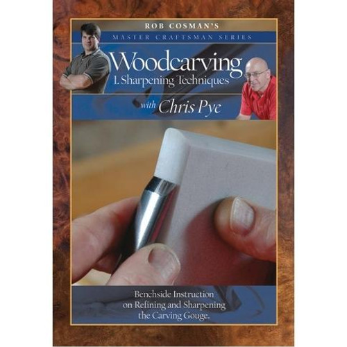 Fox Chapel Publishing Woodcarving #1 - Sharpening Techniques