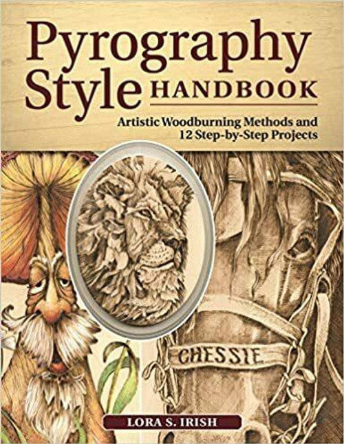 Fox Chapel Publishing Pyrography Style Handbook