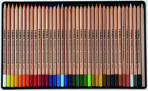 36 PC Set Premium Artist Colored Pencils