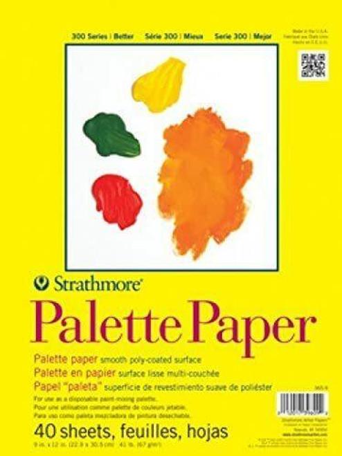 SLS Arts Foundations Disposable Strip Palette Pads