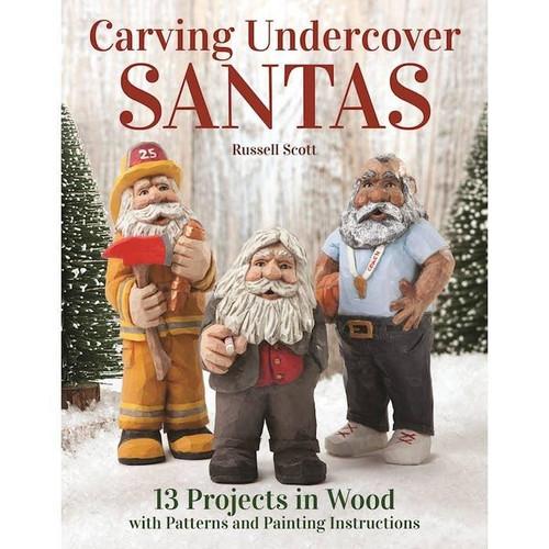 Carving Undercover Santas