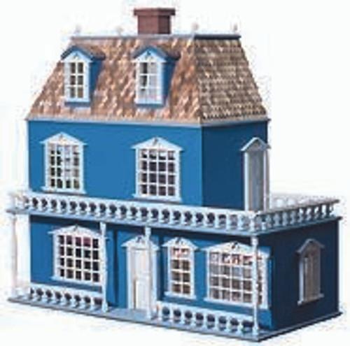 Cherry Tree Toys The MIA Dollhouse Plan