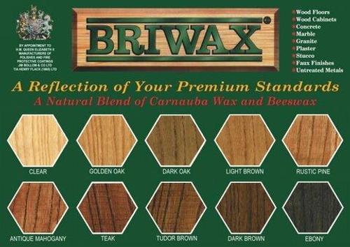 BRIWAX BRIWAX Dark Brown