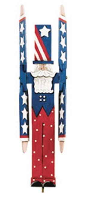 Cherry Tree Toys Patriotic Sam Whirligig Hardware Kit