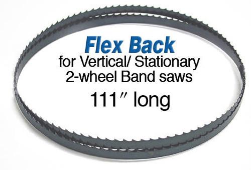 Olson Saw Olson Flex Back Band Saw Blade 111 x 1/4 6 Skip