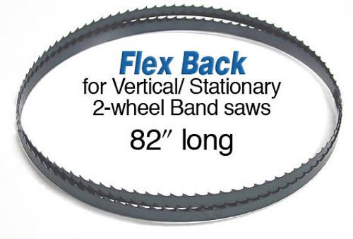 Olson Saw Olson Flex Back Band Saw Blade 82 X 1/2 3 Hook
