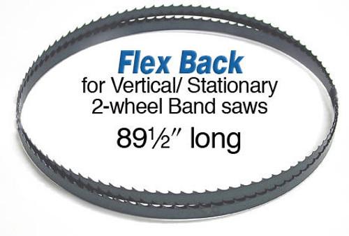 Olson Saw Olson Flex Back Band Saw Blade 89 1/2 x 1/4 x 6 Skip