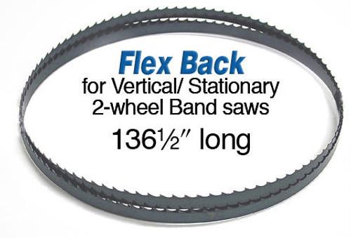 Olson Saw Olson Flex Back Band Saw Blade 136 1/2 x 1/4 x 6tpi