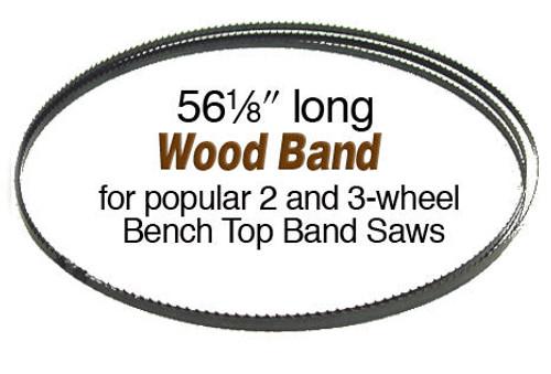 Olson Saw Olson Wood Band Saw Blade 56 1/8 X 3/8 4 tpi