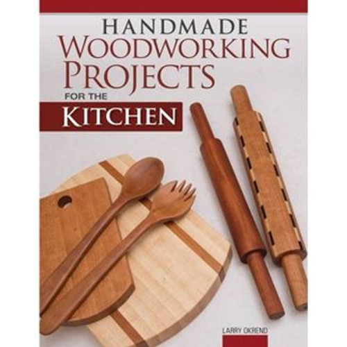 Make an item or two to use in your kitchen.  Imagine the looks on your friends and family's faces when they see what you've made.